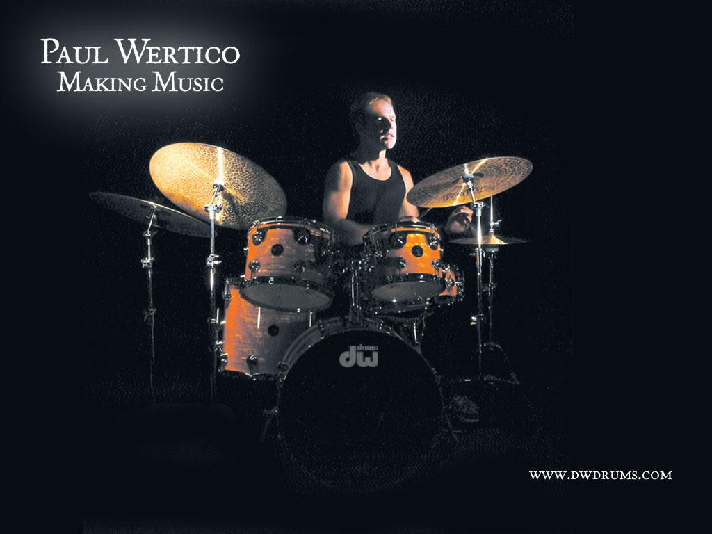 Paul Wertico: Welcome